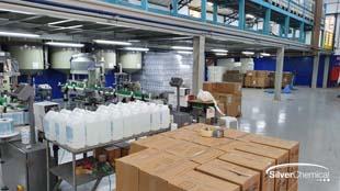 Silver Chemical é a melhor empresa que fabrica produtos de limpeza