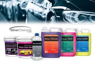 Silver Chemical é destaque entre os fabricantes de produtos de limpeza automotiva! Saiba mais