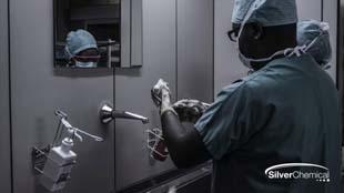 Se busca um fabricante de sabonete bactericida, a Silver Chemical é a solução!
